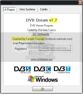 Free crack dvbdream download: 39 files were found - General Files